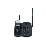EnGenius FreeStyl 1 Analog/DECT telephone Black Caller ID