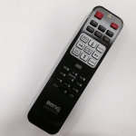 Benq 5J.JA606.001 Press buttons Black,Grey remote control