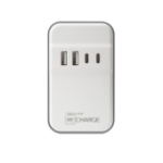 Techlink 527088 mobile device charger Indoor Grey,White