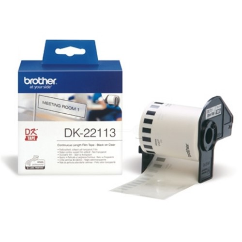 Brother DK-22113 P-Touch Etikettes, 62mm x 15,24m