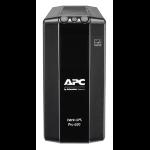 APC BR650MI uninterruptible power supply (UPS) Line-Interactive 0.65 kVA 390 W 6 AC outlet(s)