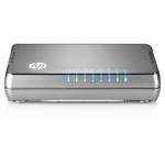 Hewlett Packard Enterprise V 1405-8G v2 Unmanaged Grey