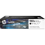 HP L0R12A (981X) Ink cartridge black, 11K pages