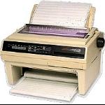OKI Microline 395 610cps 360 x 360DPI dot matrix printer