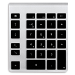 NEWER TECH NWT Wireless Aluminum Keypad - Black EU