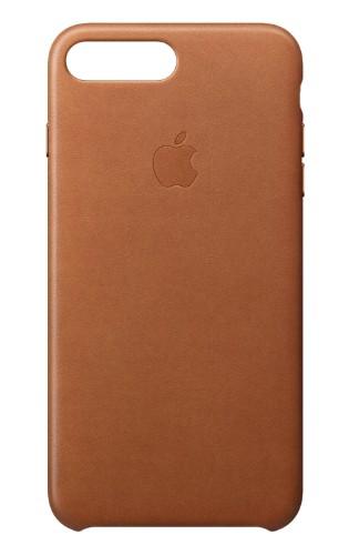 "Apple MQHK2ZM/A mobile phone case 14 cm (5.5"") Skin case Brown"