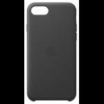 Apple iPhoneВ SE Leather Case - Black