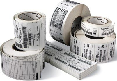 Intermec Duratran IIE Label White 1170