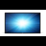 "Elo Touch Solution 6553L 163,8 cm (64.5"") LED 4K Ultra HD Pantalla táctil Panel plano interactivo Negro"