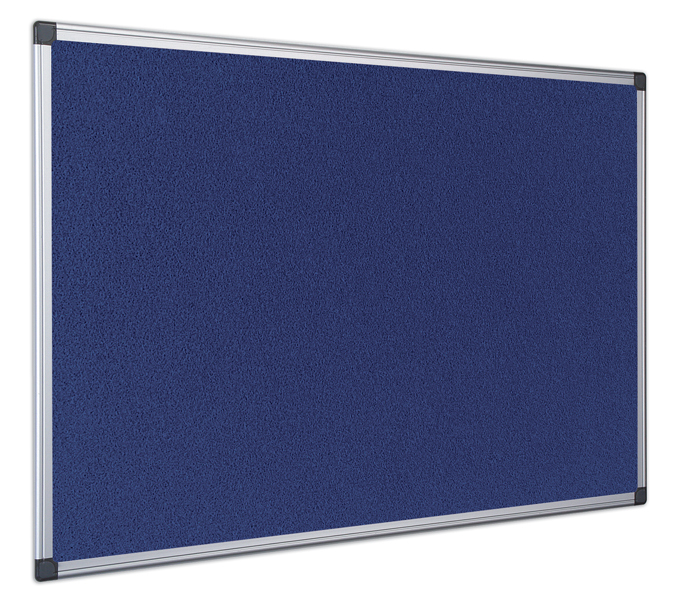 Bi-Office FA2143170 insert notice board Indoor Blue Aluminium