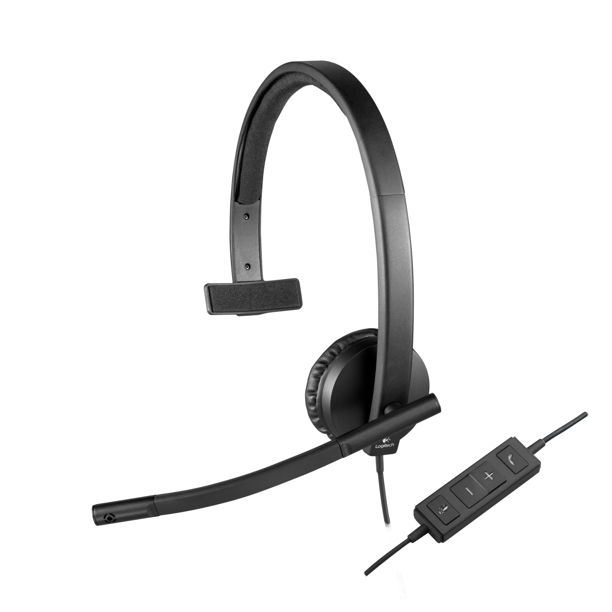 4872406fd01 PC PARTS & COMPONENT STORE - Logitech H570e Monaural Head-band Black - FAST  DELIVERY IN NORTHERN IRELAND - REPUBLIC OF IRELAND