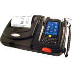 Datamax O'Neil PrintPAD MC70/75 Direct thermal Mobile printer Black