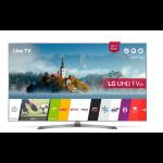 "LG 55UJ750V 55"" 4K Ultra HD Smart TV Wi-Fi Black LED TV"