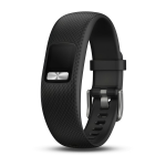 Garmin 010-12640-11 Black activity tracker band
