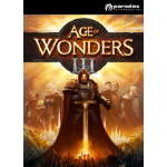 Paradox Interactive Age of Wonders III, PC/MAC/Linux video game PC/Mac/Linux Basic English