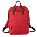 "Toffee Centennial Backpack for 13"" Messenger Shoulder Bags Red"