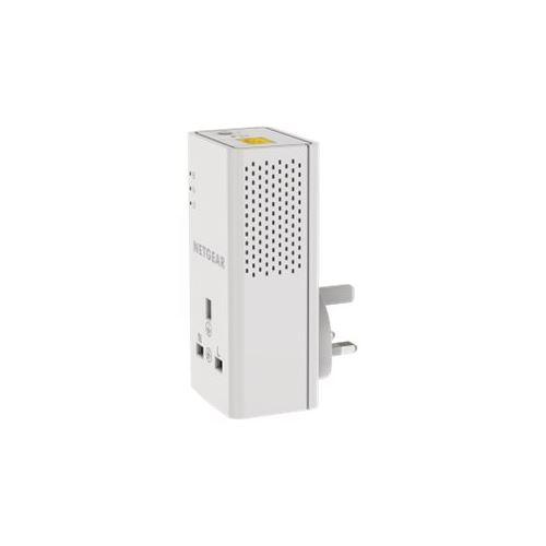 Netgear Powerline PLP1200 - Bridge - GigE, HomePlug AV (HPAV) 2.0, IEEE 1901 - wall-pluggable
