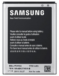 Samsung EB-L1F2HVU Lithium-Ion (Li-Ion) 1750mAh 3.3V rechargeable battery