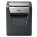 Rexel M510 paper shredder Micro-cut shredding 22.3 cm 60 dB Black,Silver
