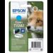 Epson Fox Cartucho T1282 cian (etiqueta RF)