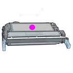 Dataproducts DPCCP4005ME compatible Toner magenta, 7.5K pages, 1,623gr (replaces HP 642A)