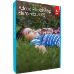 Adobe Photoshop Elements 2018 opwaarderen Engels