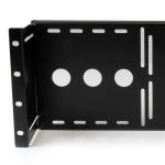 """StarTech.com Bracket Soporte Montura para Monitores VESA LCD en Rack Armario de 19"""" Pulgadas"""