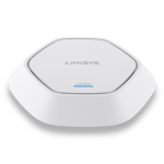 Linksys Wireless-N600 Dual Band Access Point with PoE (LAPN600)