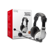Digitus DA-12201 auricular y casco Auriculares Diadema Negro, Blanco