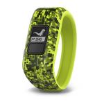 Garmin vívofit jr Wireless Armband activity tracker Green,Grey