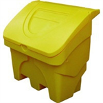 WINTER FD GRIT/SAND BOX SLIMLINE 130 LITRE YLW