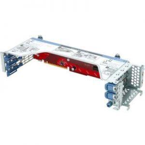 Hewlett Packard Enterprise HPE DL38X Gen10 2 x8 Tertiary Riser Kit slot expander