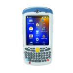 "Zebra MC55X handheld mobile computer 8.89 cm (3.5"") 640 x 480 pixels Touchscreen 365 g Blue,White"