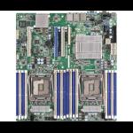 Asrock EP2C612D16NM server/workstation motherboard LGA 2011 (Socket R) SSI EEB Intel® C612
