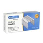 Rapesco S11880Z3 staples Staples pack 5000 staples