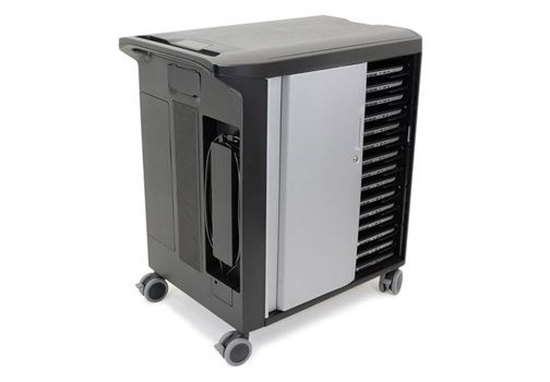 DELL CT30N181 Multimedia cart Black,Grey Notebook