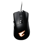 Gigabyte AORUS M3 mice USB Optical 6400 DPI Right-hand Black