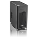 Fractal Design Arc Midi R2 Midi-Tower Black computer case