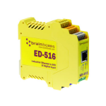 Brainboxes ED-516 electrical relay Yellow