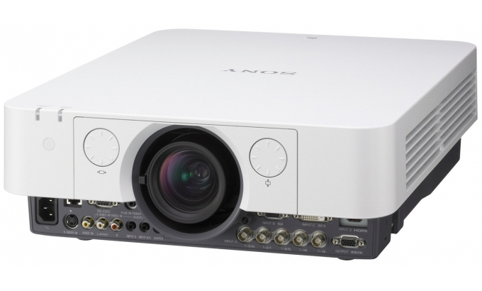 Sony VPLFH31 4300ANSI lumens 3LCD WUXGA (1920x1200) White data projector