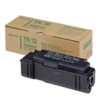 KYOCERA 37027012 (TK-12) Toner black, 10K pages