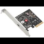 Siig JU-P20D11-S1 interface cards/adapter Internal USB 3.2 Gen 2 (3.1 Gen 2)