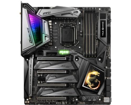 MSI MEG Z390 Godlike motherboard LGA 1151 (Socket H4) Extended ATX Intel Z390
