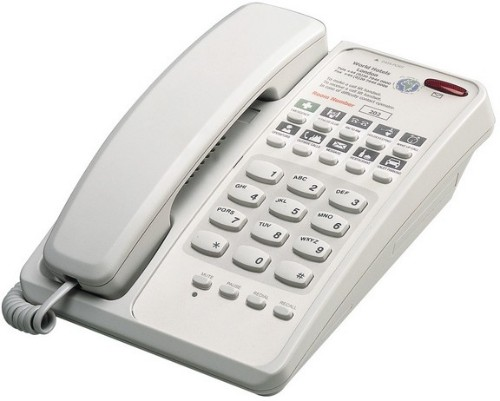 Interquartz 9281H05 telephone Grey