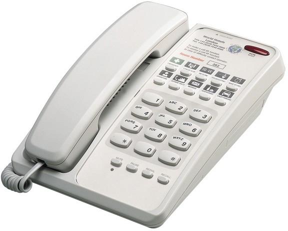 Interquartz 9281H05 telephone Grey