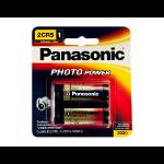 Panasonic 2CR5 Single-use battery 6V Lithium 6 V