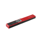 I.R.I.S. IRIScan Book 5 Handheld scanner 1200 x 1200DPI A4 Red