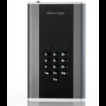 iStorage DiskAshur DT2 external hard drive 3000 GB Black,Grey
