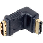 Cablenet HDMIS399 cable interface/gender adapter HDMI Black
