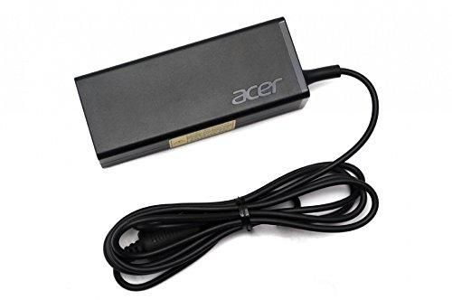 Acer AC ADAPTOR.45W.19V.BLACK AC Adaptor 45W, Notebook, Indoor, 100-240 V, 50/60 Hz, 45 W, 19 V - Approx